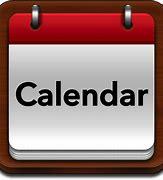 Click  on Calendar