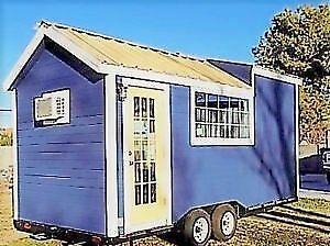 Tiny House For Sale eBay Checkout Florida Milton Pensacola Gulf Breeze