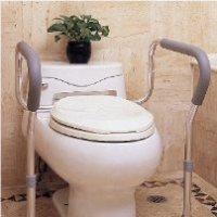 Merits Toilet Safety Frame