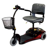 Shoprider Cooper power scooter