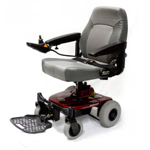 Shoprider Jimmie power mobility chair