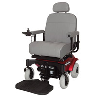 Shoprider Heavy Duty power chair