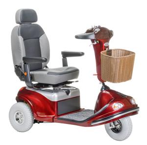 Shoprider Sprinter XL 3 Deluxe scooter