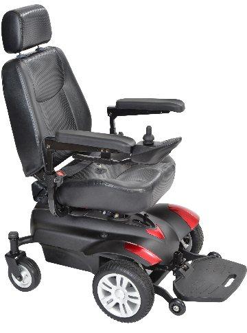 Drive Sunfire Plus EC power chair
