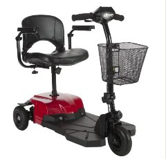 Drive Bobcat 3 Wh Compact Scooter