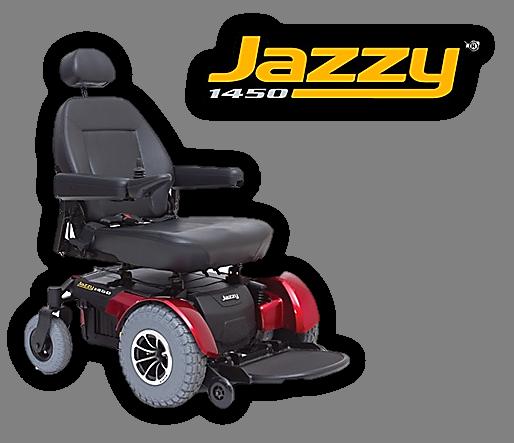 Pride Jazzy 1170 XL Plus power chair