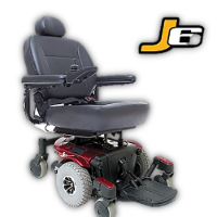 Pride J6 power chair