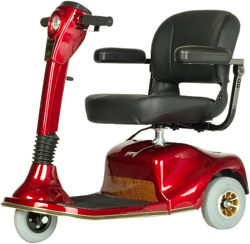 Golden Companion power scooter