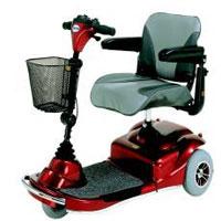 Merits Pioneer 1 power scooter
