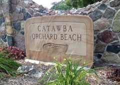 Catawba Orchard Beach Lakefront Homes for Sale
