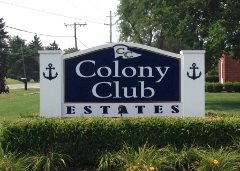 Colony Club Estates Homes for Sale in Port Clinton