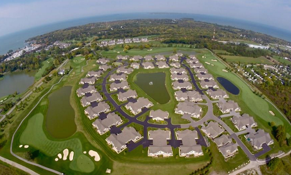 fairway villas condos for sale catawba island