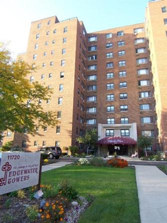 Edgewater Towers Lakewood Ohio Condos for Sale Lake Views