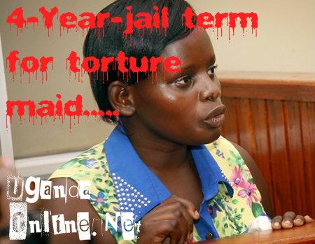 Jolly Tumuhiirwe has been sentenced to four years in jail