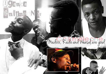 Madoxx is a great singer - Chameleone