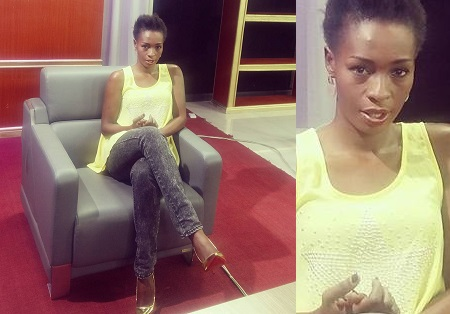 Cindy at BBS TV recently