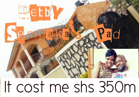 Debby Sempaka's pad and inset is Muyiisa and Debby