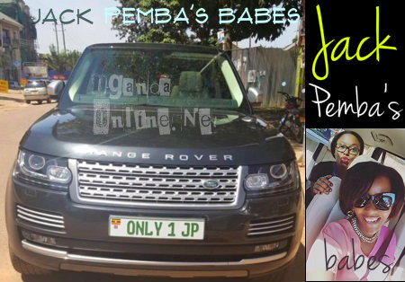Jack Pemba's range and inset is Desire and Sumie