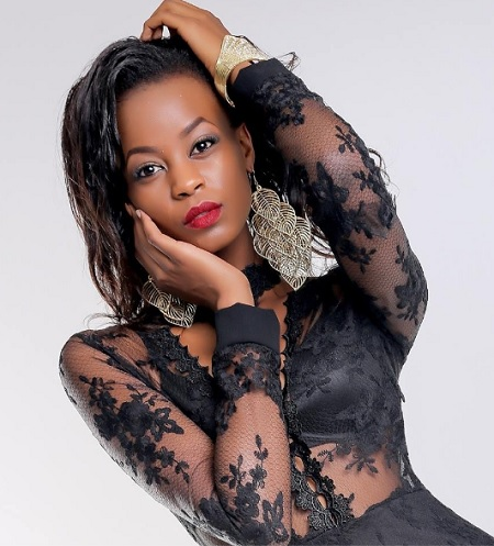 Miss Kenya 2016 Evelyn Njambi