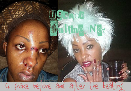 Kampala Enyuma Kiiro singer beaten to pulp