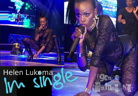 I'm still single - Hellen Lukoma