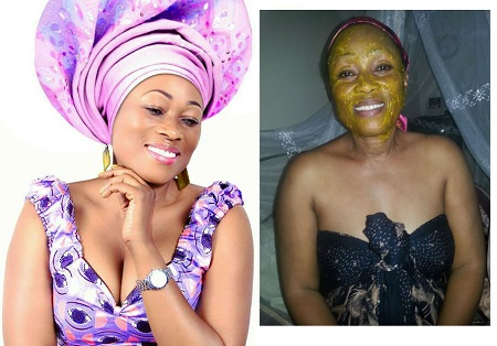 Veteran singer, Halima Namakula shares some beauty tips