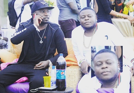 Ivan was visibly not well at the Blankets and Wine event