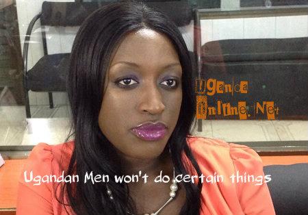 Justine Nameere encourages ladies to love Ugandan men