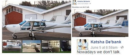 Katsha's google pic small aircracft