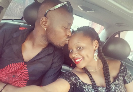Kenzo planting a hot one one Rema