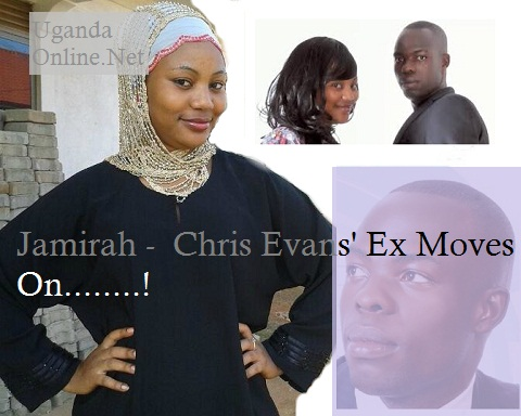 Chris Evans Ex- Jamirah Karungi