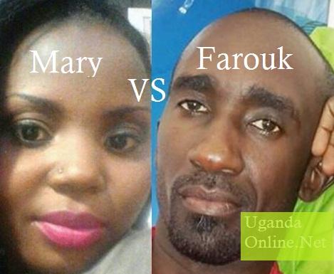Mary Luswata VS. Farouk Sempala