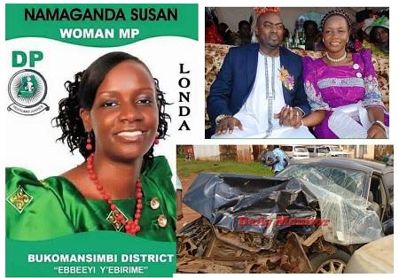 Bukomansimbi Woman MP dead
