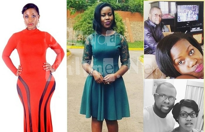 Faridah Nakazibwe and Justine Nameere fight over a man
