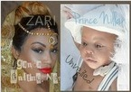Zari and Diamond Platnumz have unveiled baby Nillan