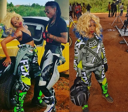 Sheebah Karungi and Solidstar