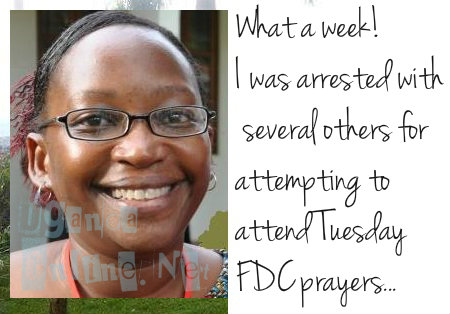 Stella Nyanzi narrates her police cell ordeal after release