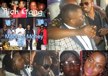 Made of Money - Rich Gang Party