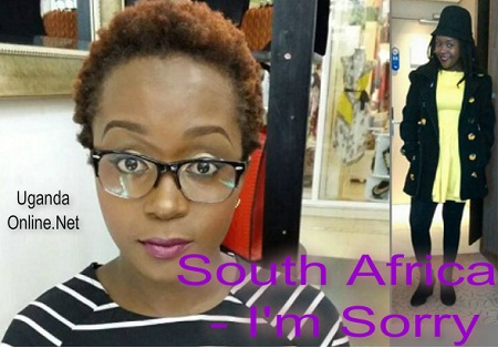 Anne Kansiime apologizes to South African fans