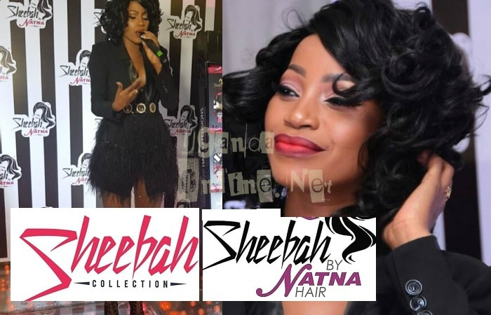 Singer Sheebah Karungi launches her clothes and hair collections