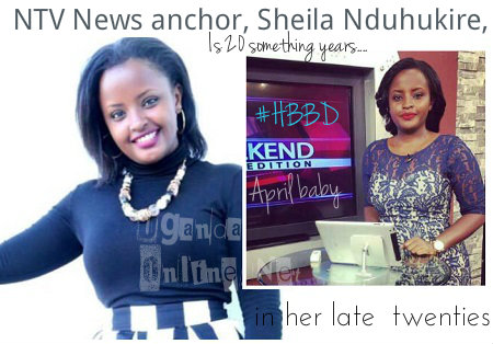 NTV's Sheila Nduhukire celebrates her birthday in style