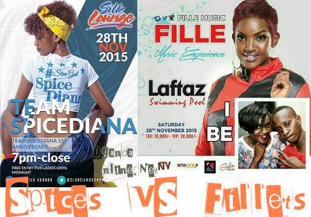 Spice Diana VS Fille Muthoni