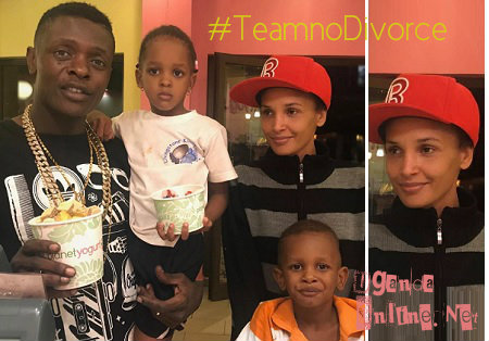 We are not divorcing - Chameleone responds to Daniella's divorce issues