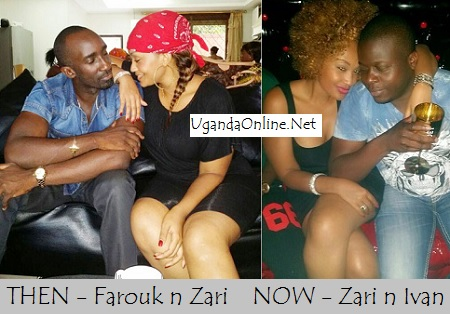 Zari THEN and NOW