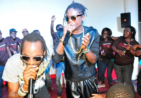 Weasel and Radio to perform at Freedom City