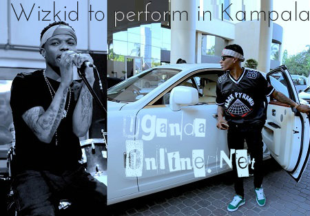 Wizkid to perform in Kampala