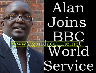 Capital FM's Allan Kasujja joins BBC World Service - Newsday programme