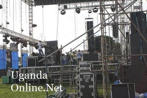 The Badilisha Stage by Silk Events