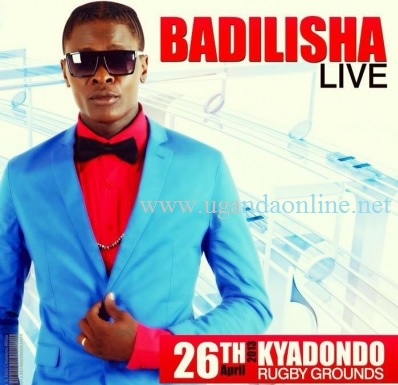 Badilisha live at Kyadondo Rugby Grounds