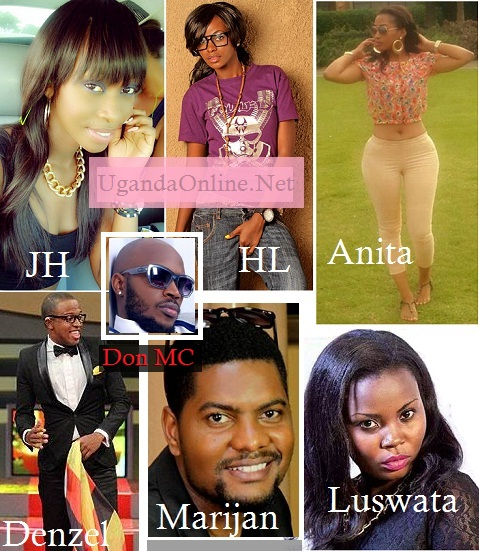 Uganda Big Brother Africa season 9 hopefuls